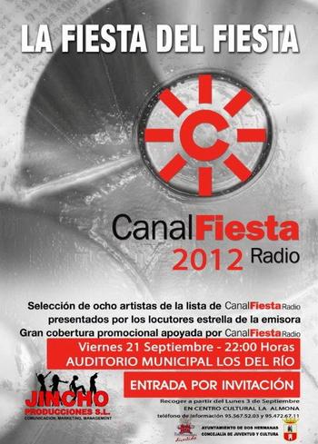 Canal fiesta radio